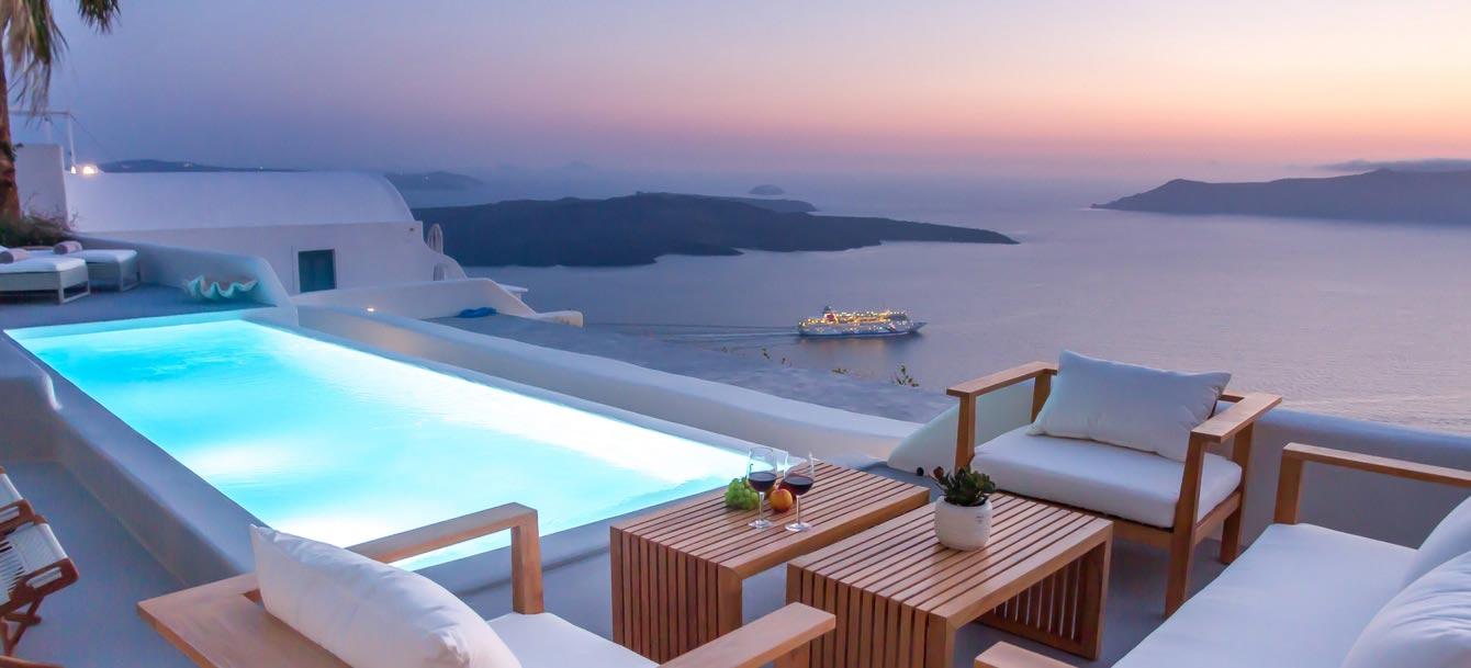 Bedroom Villa In Resort Greece